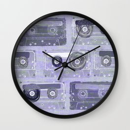 old music Wall Clock