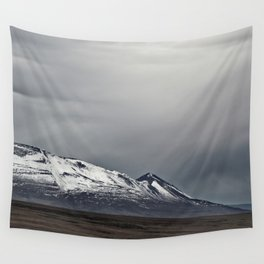 Standing strong Wall Tapestry
