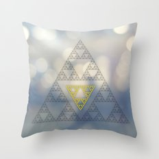 Geometrical 003 Throw Pillow