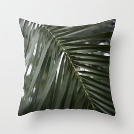 Plant - Fern 2 Throw Pillow
