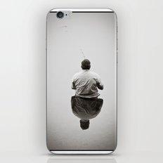 Mr. Fisherman  iPhone & iPod Skin