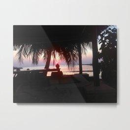 KP Sunset #3 Metal Print