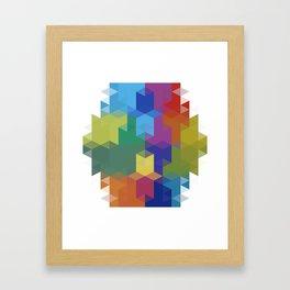 instalation Framed Art Print