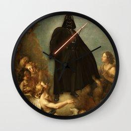 Savior | Darth Vader Wall Clock