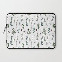 Pine and Eucalyptus Laptop Sleeve