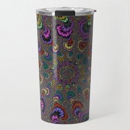 Fractal Abstract 41 Travel Mug