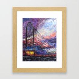 Color Me Margaret Framed Art Print