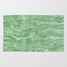 Egyptian Marble, Jade Green Rug