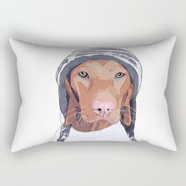 Vizsla Dog Rectangular Pillow