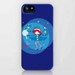MAHOU SHOJO BUBBAH - Magical girl Bubbah- iPhone Case