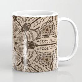 Ouija Wheel - Beyond the Veil Coffee Mug