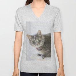 Miss Kitty Unisex V-Neck