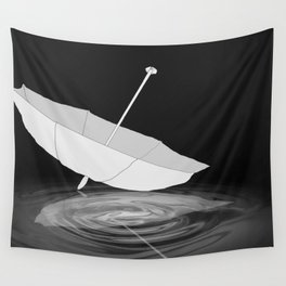 parapluie Wall Tapestry