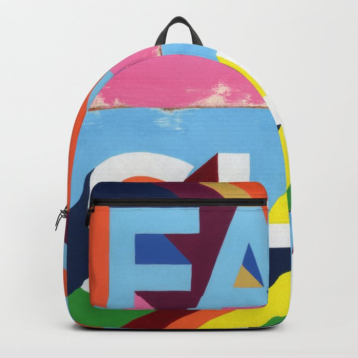 FAKE SHIT Backpack