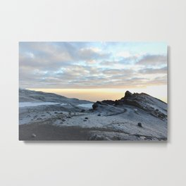 On top of Africa Metal Print
