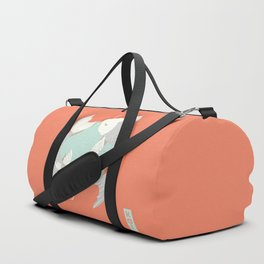 Koi fish 004 Duffle Bag