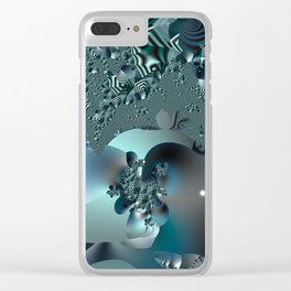 Parallel universes Clear iPhone Case