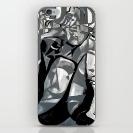 Set in Stone iPhone Skin