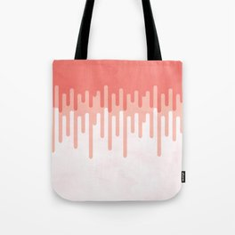 Salmon melt Tote Bag