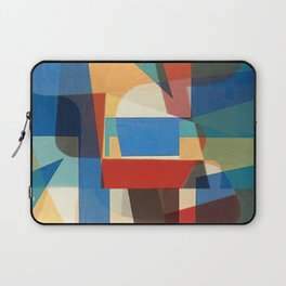 Riding Llamas Laptop Sleeve