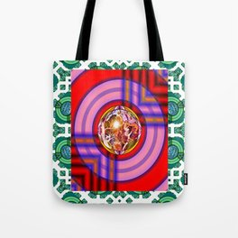 To think Outside he box - you first got to get ut of it* Tote Bag