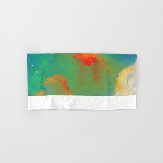 Goldfishes of the Universe Hand & Bath Towel