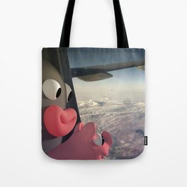 Lars&Rosa in the Planes Tote Bag
