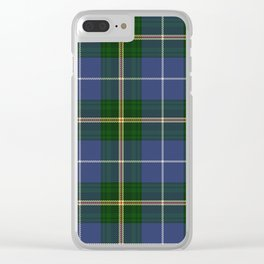 Tartan Of Nova Scotia Clear iPhone Case