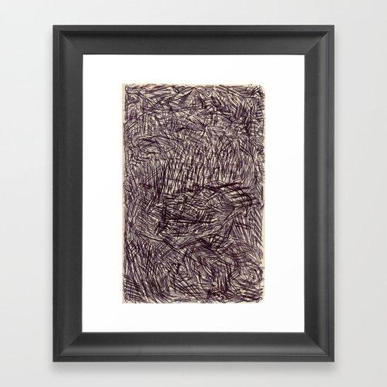 2010-05-22 _SEVILLA Framed Art Print