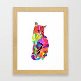 Alfonso the Cat - Karl Kater Framed Art Print