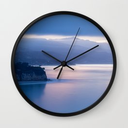 Malibu Morning Bliss Wall Clock