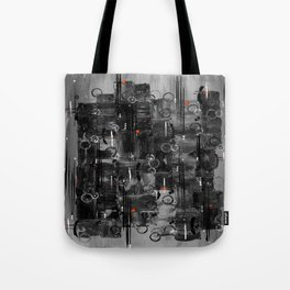 :: Night Sounds :: Tote Bag