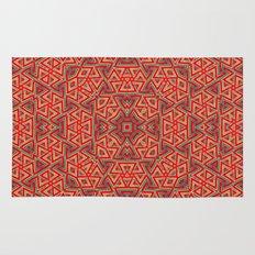 Aztec Sunshine Pattern Rug