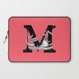 Maria McGinn logo Laptop Sleeve