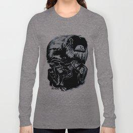 Old World Monkeys Long Sleeve T-shirt