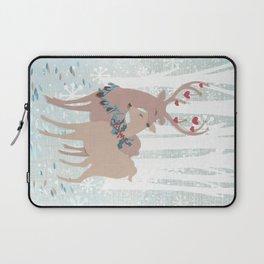 deer love Laptop Sleeve