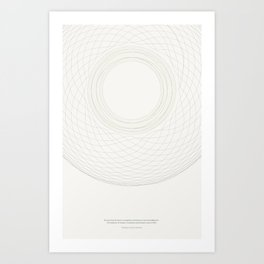 the worship of reason Art Print