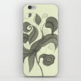 Botanica 4 iPhone Skin