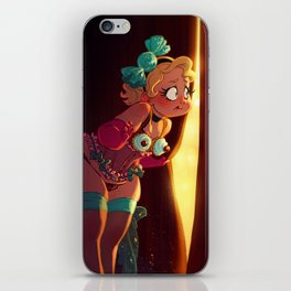 Burlesque iPhone Skin
