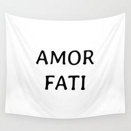 AMOR FATI Wall Tapestry