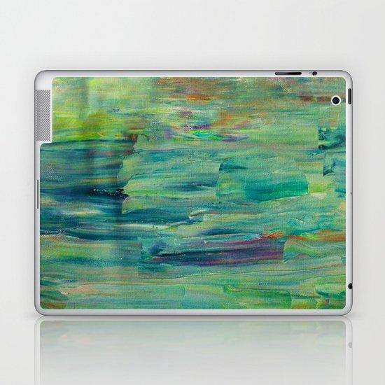 Abstract Painting 30 Laptop & iPad Skin
