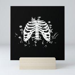 Ribs Mini Art Print