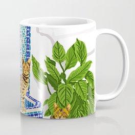 Royal Cats Coffee Mug