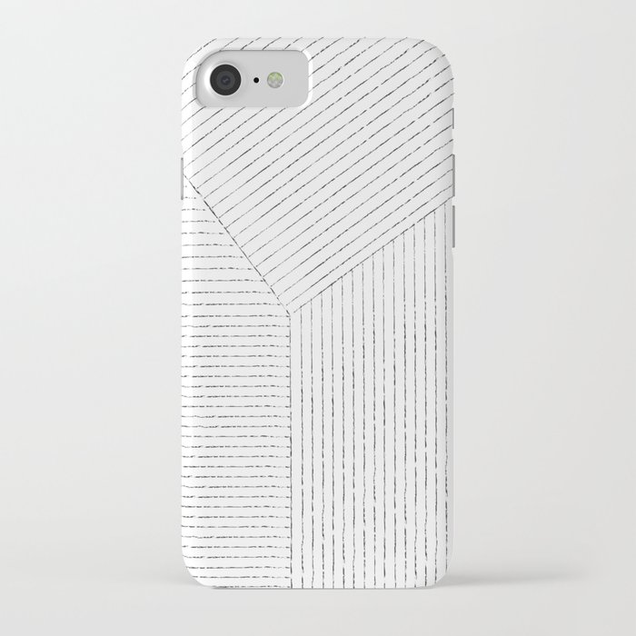 lines art iphone case