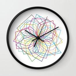 Chaos 2 Order Wall Clock