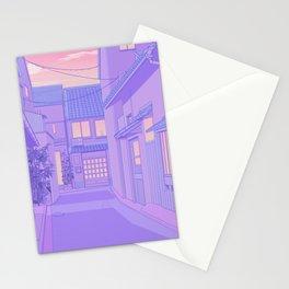 Lavender Street Stationery Cards