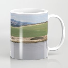 Motoring up River Coffee Mug