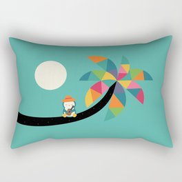 Amazing Vocation Rectangular Pillow