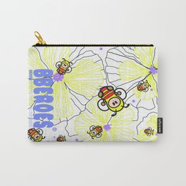 BBEROES Jelly Flower & Bee Carry-All Pouch