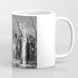 Napoleon Returns From Elba Coffee Mug